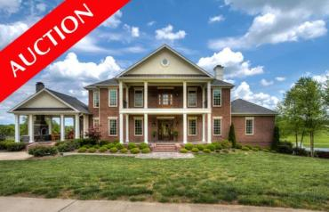 FRANKLIN, TN LUXURY HOME AUCTION - SELLING WITH NO RESERVE - APRIL 10