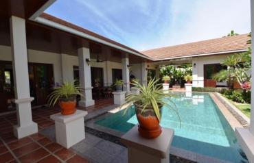 Exclusive Thai-Bali style Pool Villa at Hua Hin Hillside Hamlet