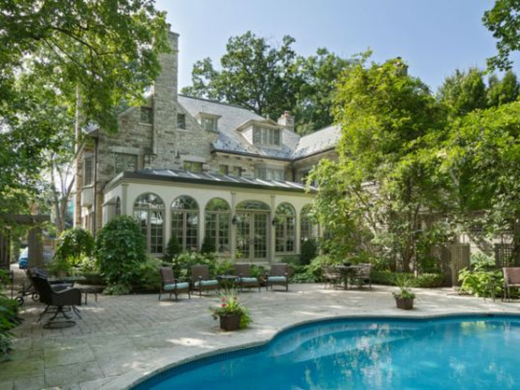 Forest Hill Landmark Mansion Ontario Canada Property
