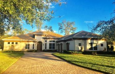 GREAT FLORIDA LOCATION and FINANCIAL INVESTMENT Mediterranean Style Estate Home