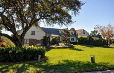 English Tudor Home on 2.5 acres