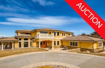LUXURY AUCTION – SELLING WITH NO RESERVE – DEC. 2ND