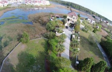 8 Acre Direct Waterway Luxury Estate - Myrtle Beach SC