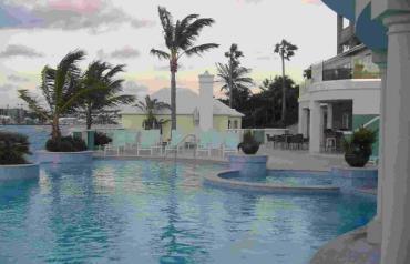 Fractional ownership in Bermuda waterfront resort spa
