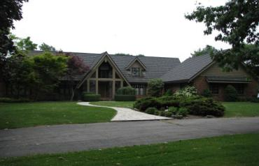 Luxury Estate Home on Lake Erie