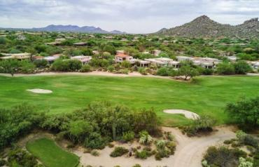 Boulders Golf Course Home Auction
