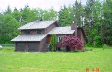 Split 4 Level Cedar Home
