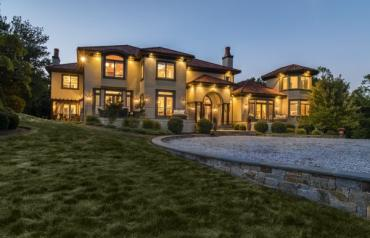 Stunning Custom Contemporary with Ocean Views and Equestrian Facility
