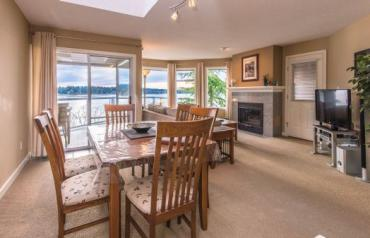 Nanoose Oceanfront Vacation Condo - Stroulger Rd