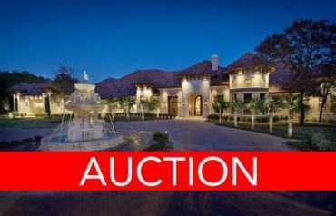 LUXURY TEXAS NO RESERVE AUCTION - JUNE 30