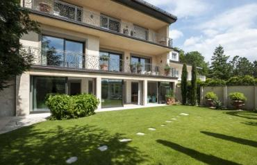Dream Villa in Vienna at the foot of the Cobenzl Mountain