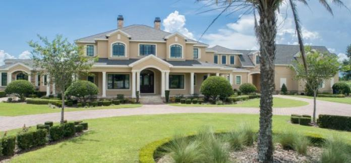 AUCTION-One of Florida's Premier Luxury Equestrian Estates on 78± Acres