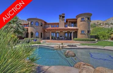 Luxury Palm Springs CA AUCTION - APRIL 30 - SELLING WITH NO RESERVE