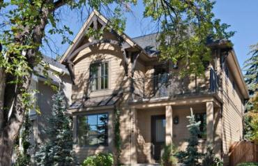 Luxury Inner City Home with Personality in Altadore, Calgary AB Canada