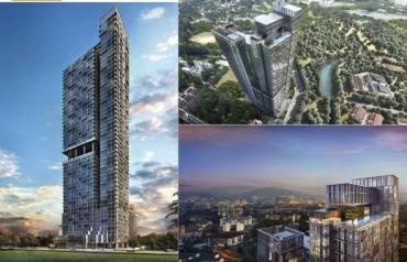 New Launch KLCC Urban Lifestyle 5-Star Residence- Dual Key Concept