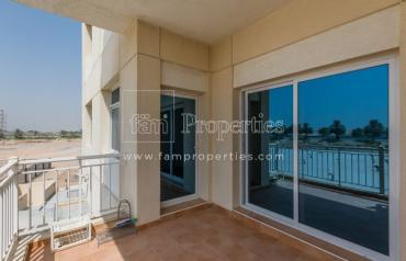 Ready to Move I, 1BR for AED40K | 4 Chqs
