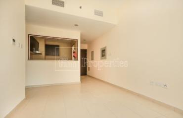 Open View 1 BHK for Rent in Liwan Qpoint