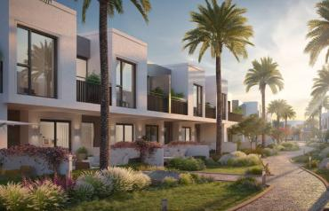 4 Beds Villa Expo Golf Villas
