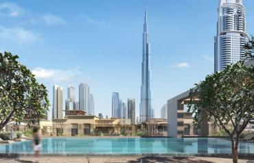 2 Beds Apartment Burj Royale