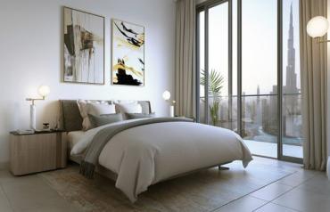 1 Beds Apartment Burj Royale