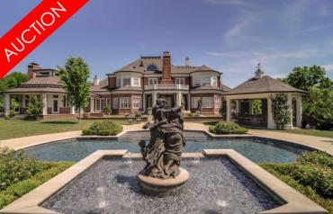 Luxury Absolute Auction Nashville, TN June 18th