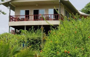180 Degree Views from Hilltop Home - Bocas del Toro, Panama