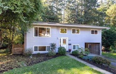 Updated North Nanaimo Home - Doreen Place