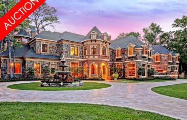LUXURY ABSOLUTE AUCTION HOUSTON, TX JUNE 25TH