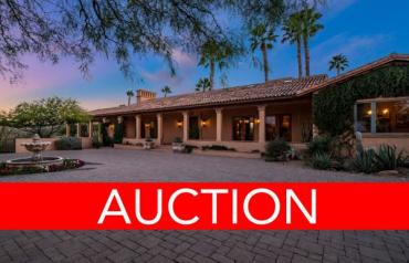 Luxury Home Auction - Feb 9 - Wickenburg, AZ