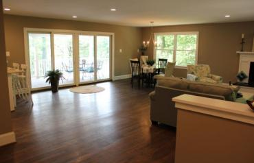 Annapolis MD Gorgeous Waterfront Home- Completely Renovated, Private Dock!