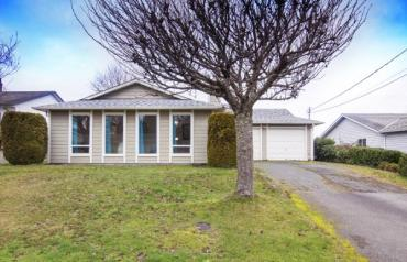 Central Parksville Rancher - Peacock Street