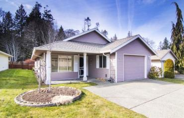 Updated Parksville Rancher - Farrell Dr