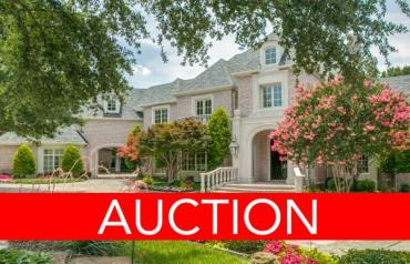 LUXURY NO-RESERVE AUCTION - FRISCO, TX - MAY 23