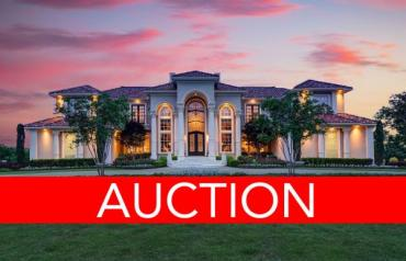 Luxury No-Reserve Auction - Arlington, TX - June 28