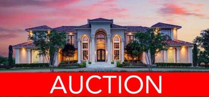 Luxury No-Reserve Auction - Arlington, TX - May 30