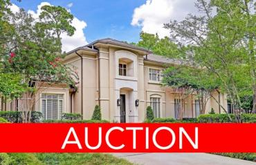 Luxury No-Reserve Auction - Houston, TX - June 27