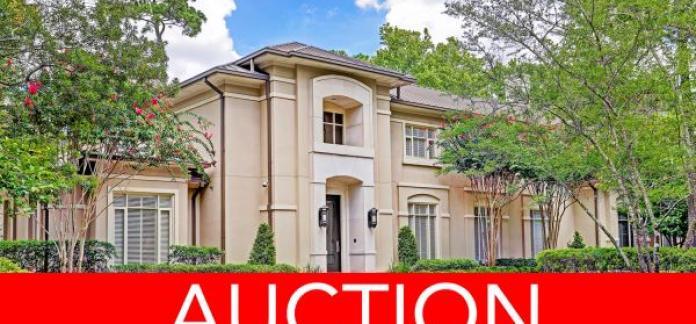 Luxury No-Reserve Auction - Houston, TX - June 27