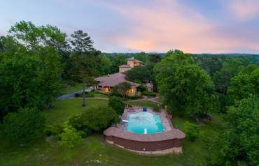 Still Available! Private Country Estate on 37± Acres