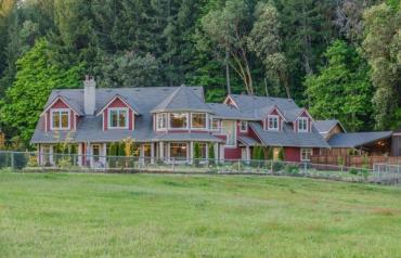 Rare Nanoose Country Estate - NW Bay Rd