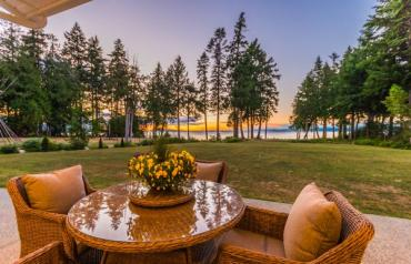 Qualicum North Oceanfront Acreage - Widgeon Rd