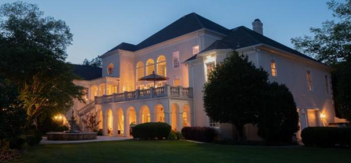 AUCTION Luxury Home on 3± Ac Brownsboro, (Huntsville), AL - Reserve $1.46M