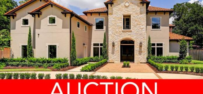Luxury No-Reserve Auction - Houston, TX - October 3