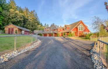 Rare Nanoose Country Estate - NW Bay Rd