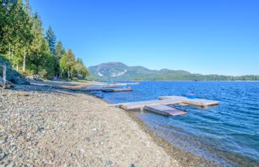 Horne Lake Waterfront - Shady Lane