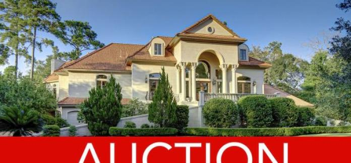 Luxury No-Reserve Auction - The Woodlands, TX - November 21st
