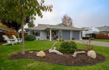 Lovely Updated Parksville Rancher - Foster Drive