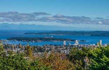 Nanaimo Oceanview Home - Selkirk Rd