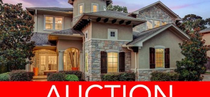 Luxury No-Reserve Auction - Houston TX - February 27th
