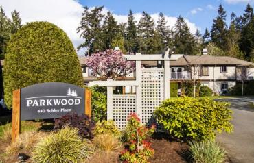 Lovely Qualicum Beach Condo - Schley Pl