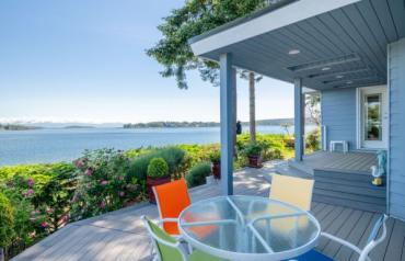 Fabulous Nanoose Bay Waterfront - Madrona Drive